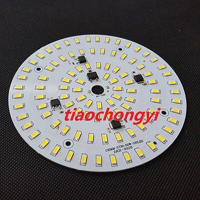 Ac220v Dimmable Led Pcb Smd 50w 100led Panel Light Source 1pcs