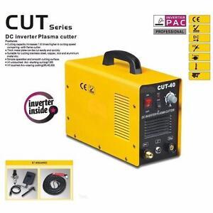Coupeuse au plasma 40 Ampères (60 Ampères aussi disponible)