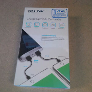 SEALED TP-LINK Power Bank PB50 10000mAh charges phones / tablets