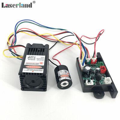 Stage Lighting 650nm 100mw Red 532nm 30mw Green Laser Module Diode Ttl Tem