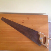 Hand Saw for wood