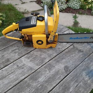 Mcculloch Chainsaw | Kijiji in Ontario  - Buy, Sell & Save