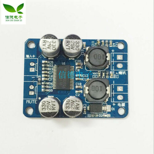 1pc Tpa3118 Pbtl Mono Digital Amplifier Board 1x60w