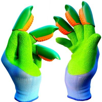Wolverine Garden Gloves with GRIPS & Claws  - Most Versatile Glove - Women's](Wolverine Gloves With Claws)