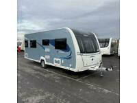 2021 Compass Camino 554 Touring Caravan - 4 Berth