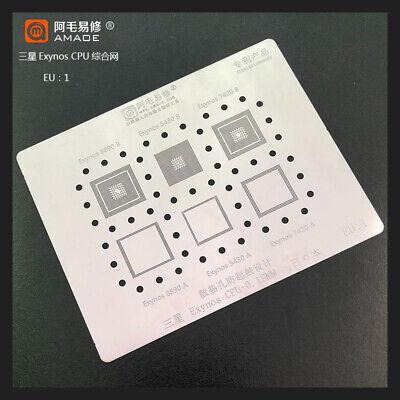 For Samsung Exynos Cpu Ram Ic Eu1 Eu2 Eu3 Bga Stencil Reballingtin Plant Net