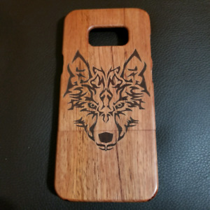 Natural Wooden Case For Samsung Galaxy S8Plus