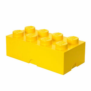 Large Lego Storage Brick