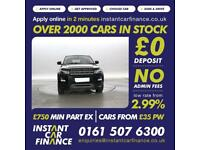 Land Rover Range Rover Evoque 2.2SD4 auto 2012MY Prestige LUX