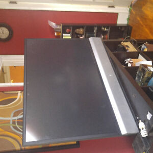 """52"""" DLP TV with extra new bulb"""