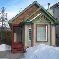 Canmore Mountain Home - Detached, Affordable, Enjoyable