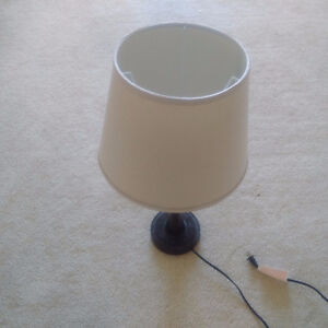 Table Lamp (Mint Condition)