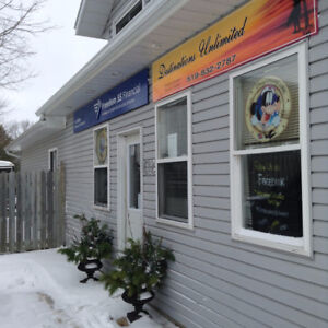 Main Street Port Elgin - Two offices for rent in downtown core