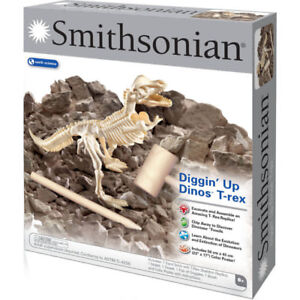 New in Box - Smithsonian Diggin Up Dinos Earth Science Kit