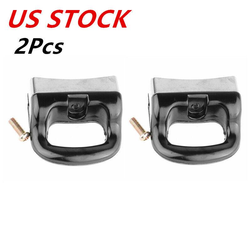 US/_2Pcs Pressure Pan Handles New Metal Cooker Steamer Pot Replacement Short Side
