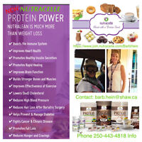 *NEW*  Nutralean Protein Powder