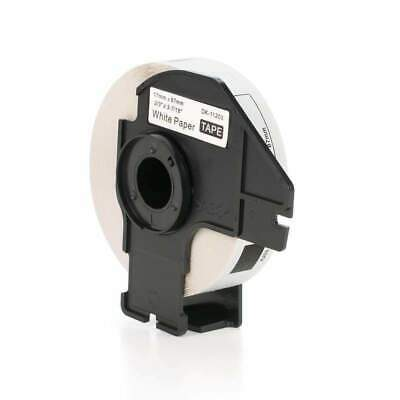 1 Roll Of Dk-1203 Brother Compatible Address Labels With 1 Reusable Cartridge