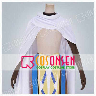 Fate Grand Order FGO Ramesses Ⅱ Ozymandias Cosplay Costume Cosonsen New Full Set