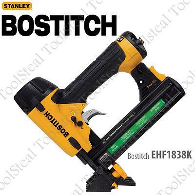 Bostitch EHF1838K 18ga Engineered Hardwood Flooring Stapler w/Full (Engineered Flooring Nailer)
