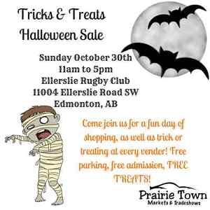 Tricks & Treats Halloween Sale!