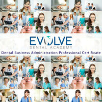 Dental Administration Certification - Distance Learning
