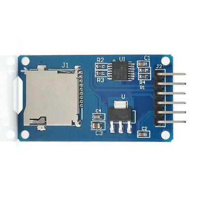New Micro Sd Storage Board Mciro Sd Tf Card Memory Shield Module Spi For Arduino