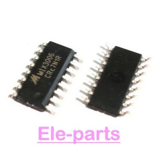 5 PCS MIX3006 SOP-16 MIX 3006 IC CHIP Integrated Circuits