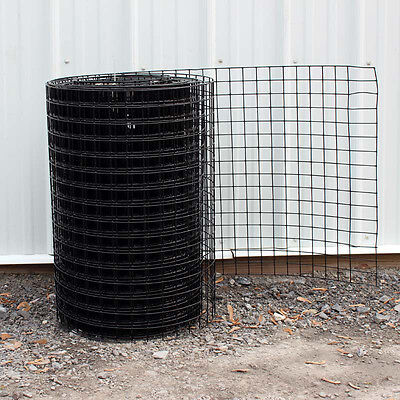 2 X 100 Welded Wire 14ga Galvanized Wire 1.5 X 1.5 Fence Mesh