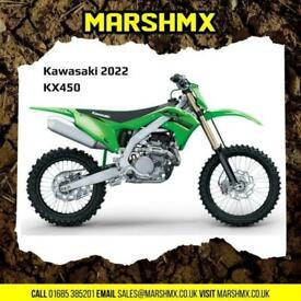 Kawasaki KX450 2022 Model,Uk Machine,6 Mths Warranty,Nil Deposit Finance