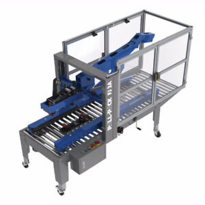 Fully Automatic Stainless Steel Carton Sealer