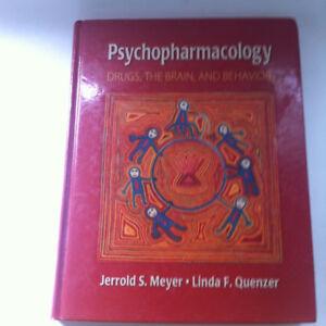TEXTBOOK - Psychopharmacology - J.S. Meyer - Linda F. Quenzer