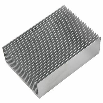 Large Aluminum Heatsink Heat Sink Radiator Cooling Fin For Ic Led Power Amp V3u3