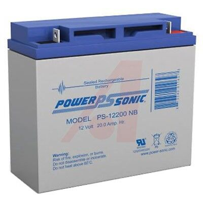 Battery For Solar12v 20ah Deep Cyclemaintanence Free Each