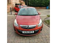 2013, Vauxhall, Corsa, 1.4i 16v (100ps) SE (a/c) Hatchback 5d