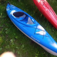 10 Ft Pelican Kayak with Paddle