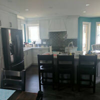Custom Mennonite Kitchens , Vanity's and More