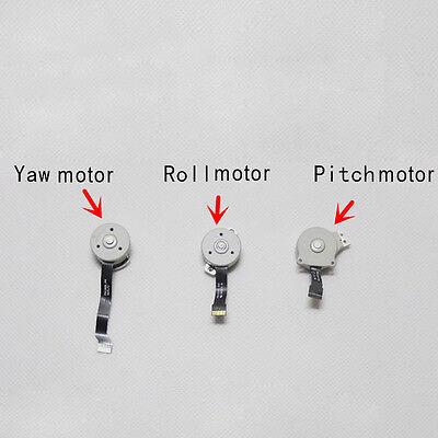 100% Original Yaw/Roll/Pitch Gimbal Motor Repair Parts For DJI Phantom 4 Drone