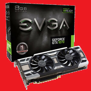 ★★★ EVGA GeForce GTX 1070 ACX 3.0 Graphics Card ★★★