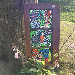 30% off all in stock mosaic stained glass windows! Cambridge Kitchener Area image 5
