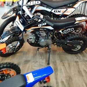 NEW!! GIO GX110 DIRT BIKE!!! GREAT BUY!!!