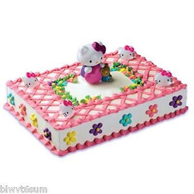 HELLO KITTY CAKE KIT- BIRTHDAY PARTY SUPPLIE