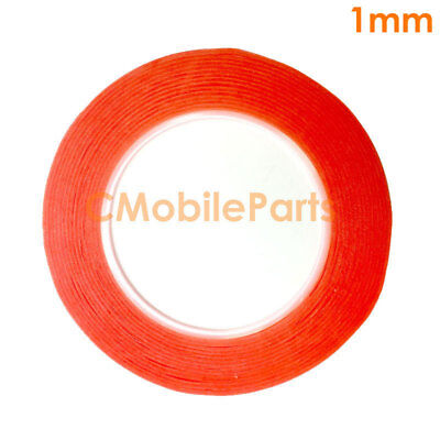 1mm Adhesive Double Sided Tape For Lcd Touch Screen Samsung Iphone Tablet Pc
