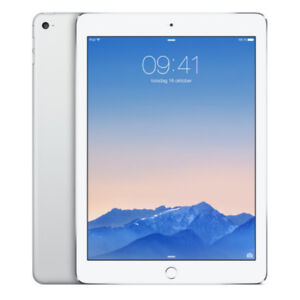 MINT IPAD AIR 2 64GB WIFI ONLY WHITE 3 MONTHS WARRANTY $299