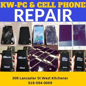 iPhone 6  Screen Repair ?? $20 OFF $20 OFF $20 OFF         (KW-PC CELL PHONES---309 LANCASTER ST WEST  KITCHENER)