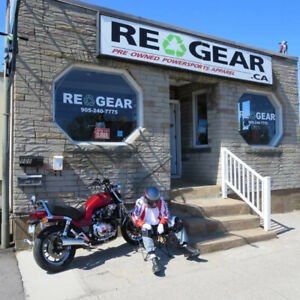 Re-Gear Oshawa - Motorcycle Gear At Discount Prices