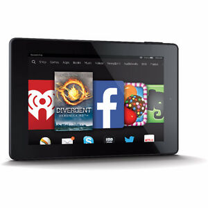 "Kindle Fire HD 16GB 7"" Tablet St. John's Newfoundland image 1"