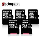 Kingston Class 10 Sd-geheugenkaart 16 gb 32 gb 64 gb 128 gb