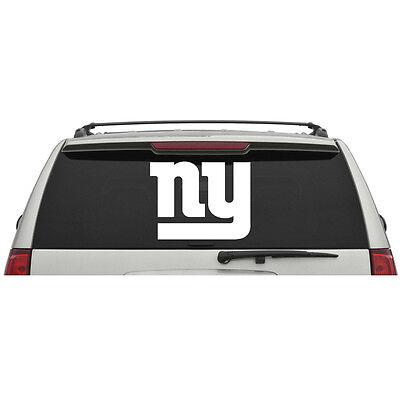 New York Giants Logo Window Wall Room Door Car Truck SUV Vinyl Sticker Decal V02](Ny Giants Room Decor)