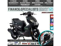 Lexmoto Enigma 125 EFi 125cc Sports Scooter *FINANCE & DELIVERY AVAILABLE*