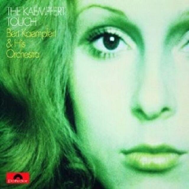 """BERT KAEMPFERT """"THE BERT KAEMPFERT TOUCH"""" CD RE-RELEASE"""